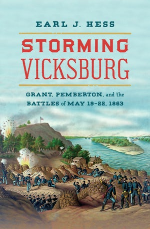 Storming Vicksburg