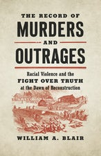 The Record of Murders and Outrages