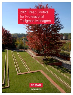 2021 Pest Control for Professional Turfgrass Managers