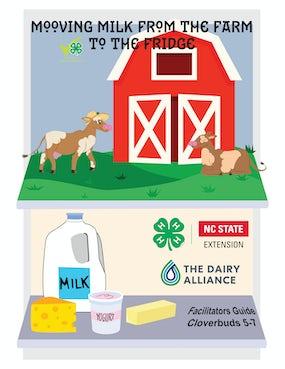 Mooving Milk from Farm to Fridge