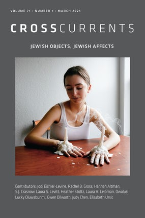 CrossCurrents: Jewish Objects, Jewish Affects